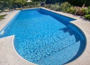 Villa Water : Бассейн
