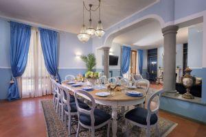 Villa Santa Lucia : Dining room