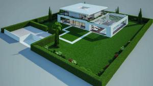 Villa Domus Alpha : villa singola in vendita  Forte dei Marmi