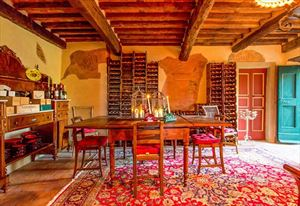 Villa Astri Vista Mare : Sala da pranzo