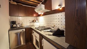 Villa Degli Aranci Lucca : Кухня
