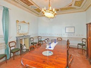 Villa Reale  : Столовая