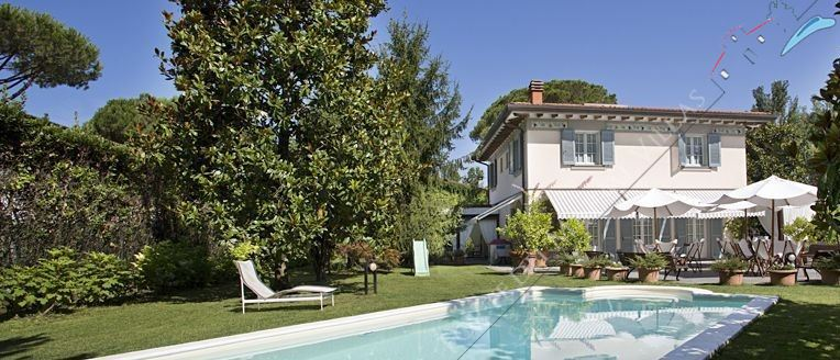 Villa Nancy - Detached villa Forte dei Marmi