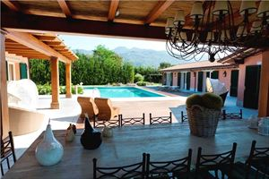 Villa Lorenza  : Swimming pool