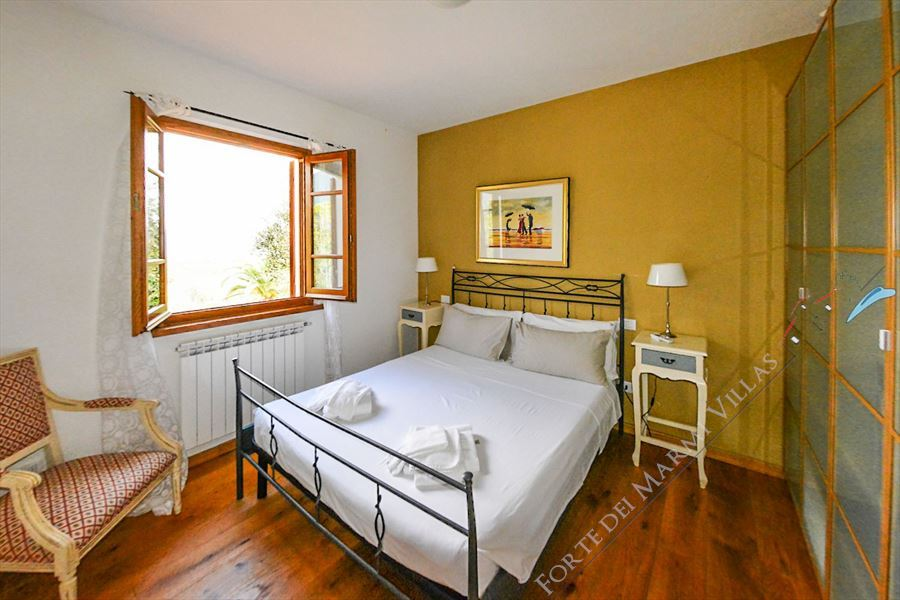 Villa Vista Camaiore : Double room