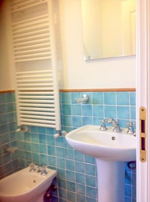 Villa dei Platani : Bathroom with shower