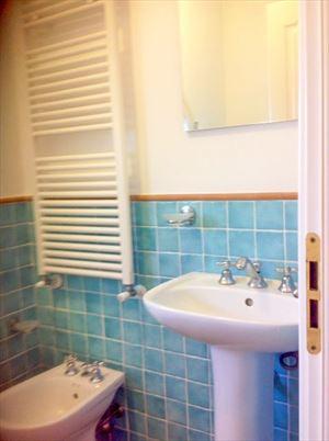 Villa dei Platani : Bagno con doccia