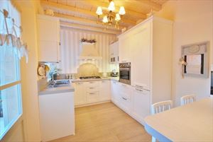 Villetta Gabbiano : Кухня