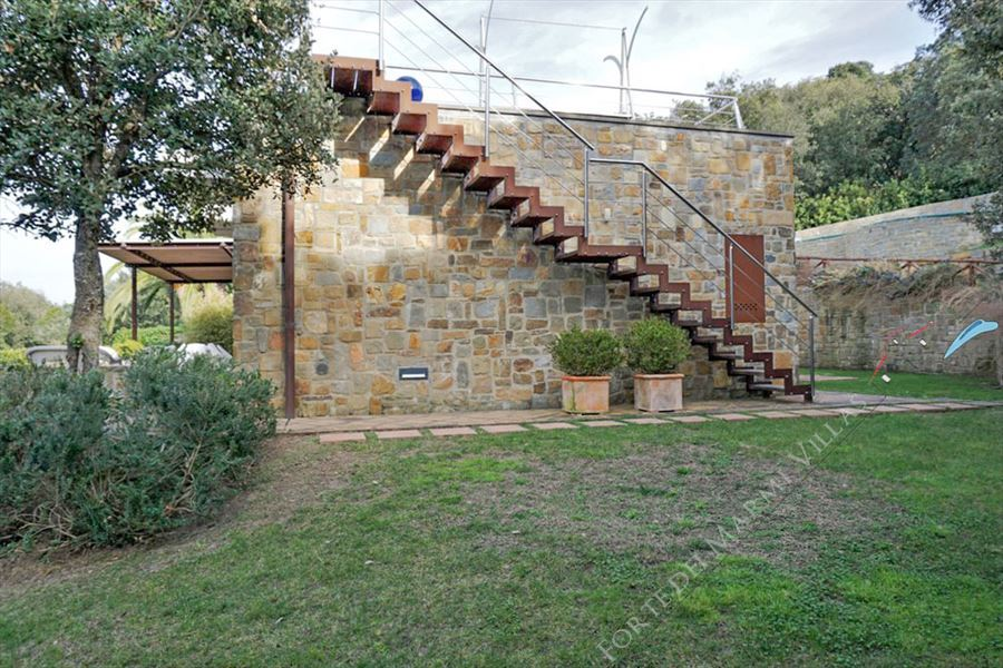 Villa Punta Ala : Vista esterna