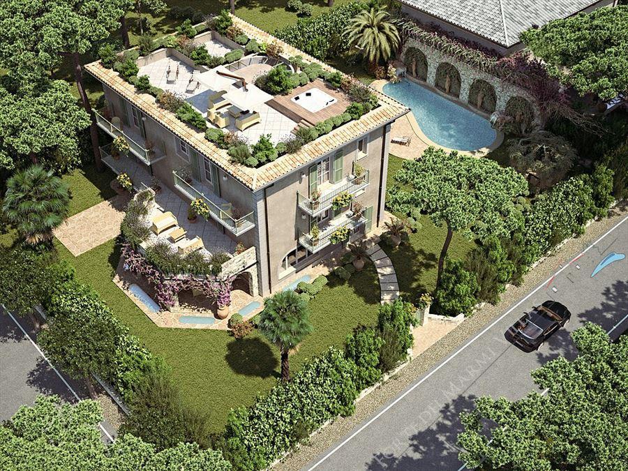 Villa Luxe - Detached villa Forte dei Marmi