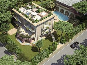 Villa Luxe: Detached villa Forte dei Marmi