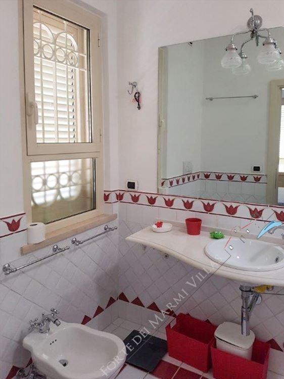 Villa Liana : Bagno con doccia