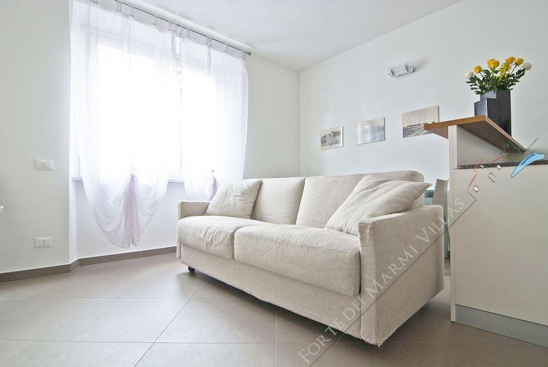 Appartamento Achille apartment to rent Forte dei Marmi