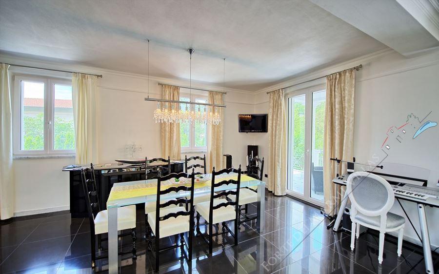 Villa Cherry : Sala da pranzo