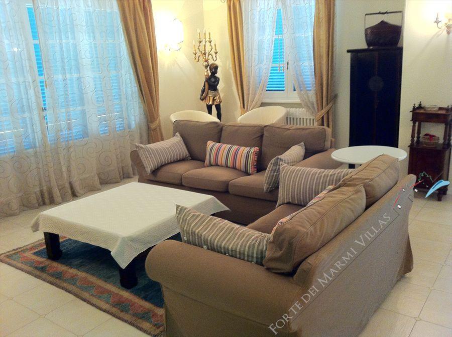 Villa Divina : Living room