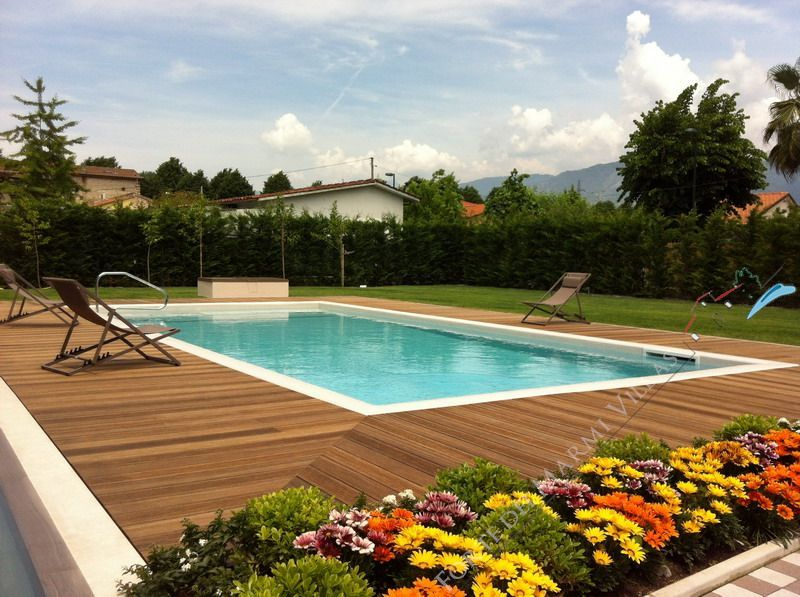 Villa Quality House : Piscina