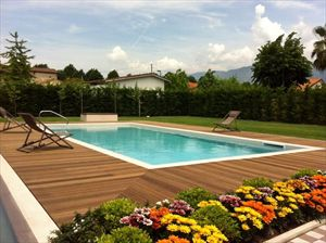 Villa Quality House : Swimming pool