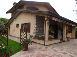 Villa Alfa  : Outside view