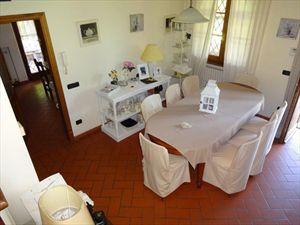Villa Rosa dei Venti  : Гостиные