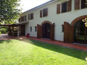Villa Tenuta Magna  : Outside view