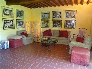 Villa Tenuta Magna  : Гостиные