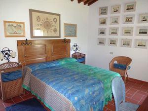 Villa Tenuta Magna  : Camera matrimoniale