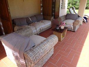 Villa Tenuta Magna  : Vista esterna