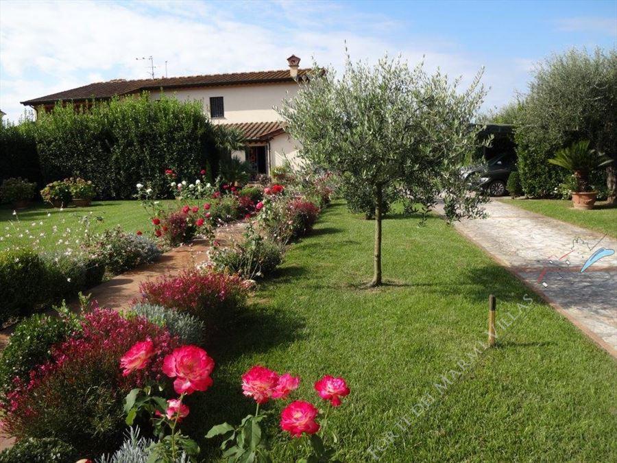 Villa dei Cedri : Outside view