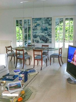 Villa Francesca : Sala da pranzo