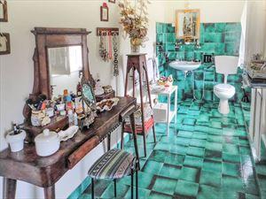 Terratetto con Giardino : Bagno con doccia
