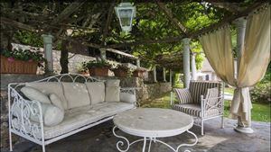Villa Capriglia   Vista mare