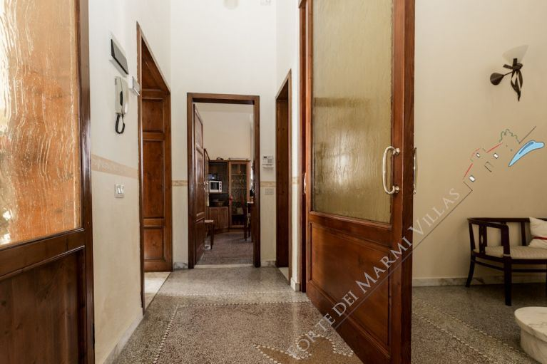 Villa  Liberty Pietrasanta  : Vista interna