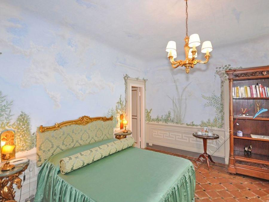 Villa Reale  : Camera matrimoniale