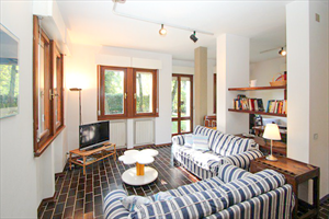 Villa Sabrina : Salotto