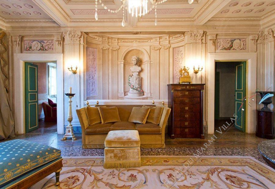 Villa Astri Vista Mare : Lounge