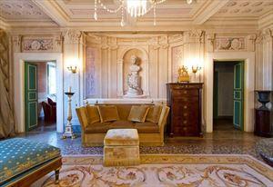 Villa Astri Vista Mare : Salotto