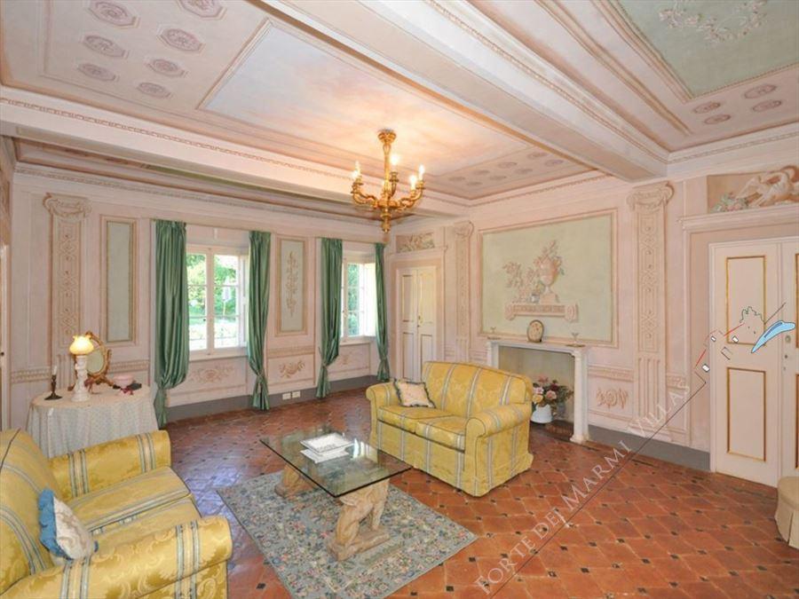 Villa Reale  : Salotto
