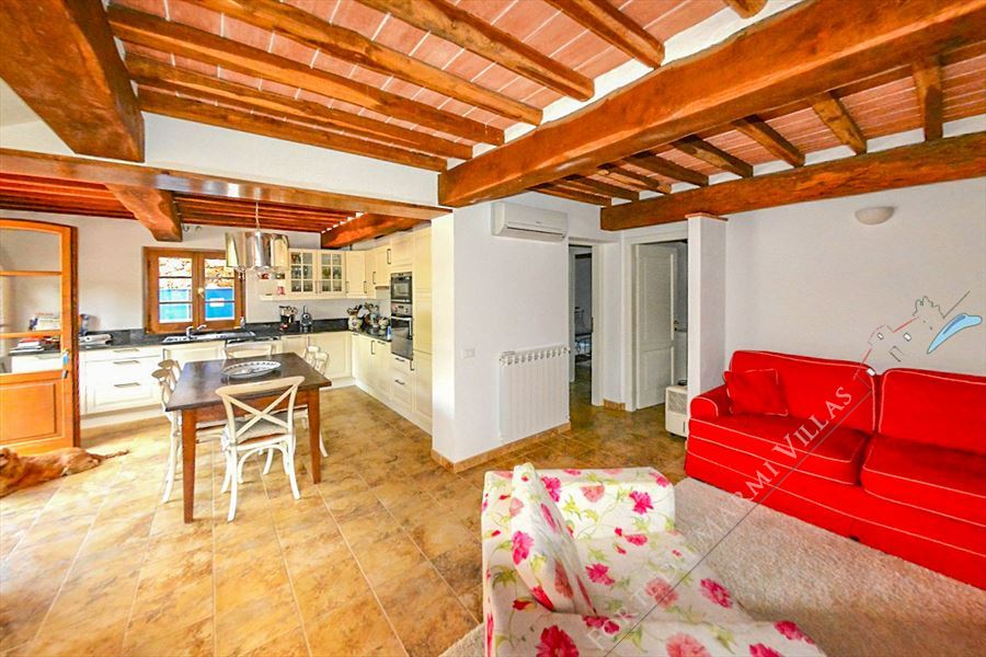 Villa Vista Camaiore : Dining room