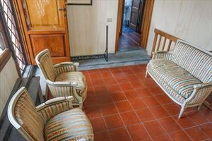 Villa Hermitage : Lounge