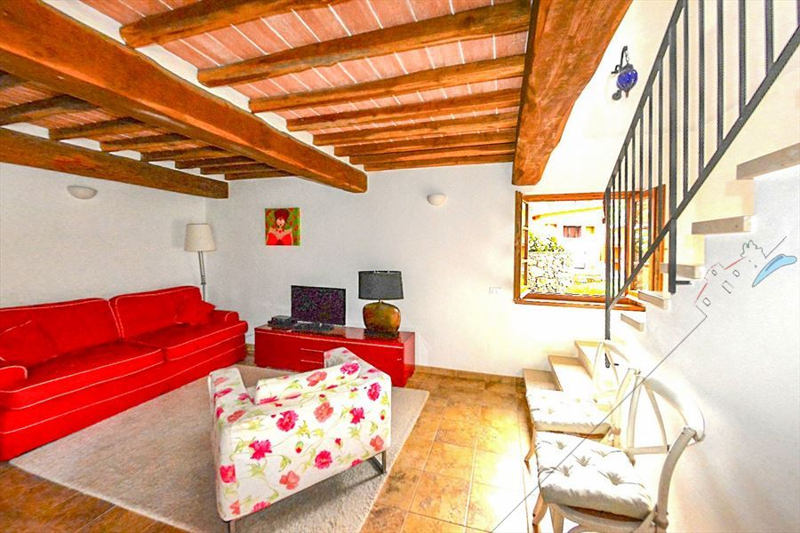 Villa Vista Camaiore : Salotto