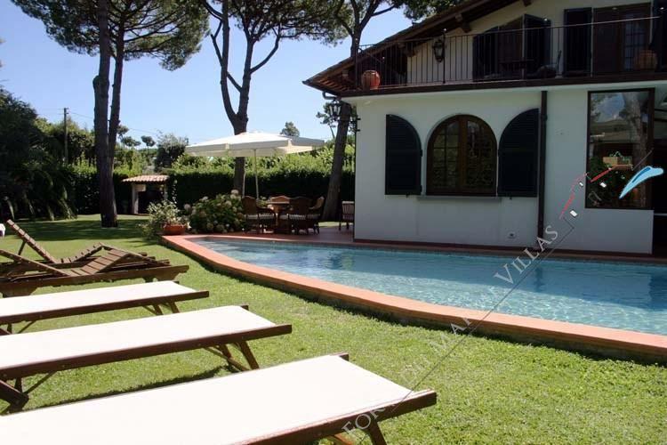Villa Bocconcino : Vista esterna