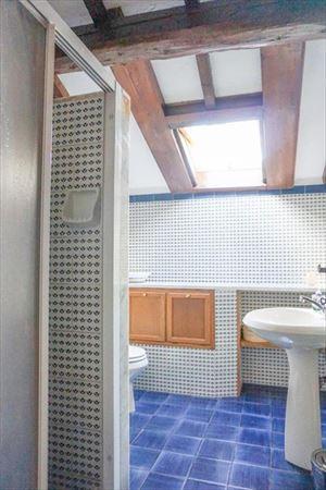 Villa Hermitage : Ванная комната с душем