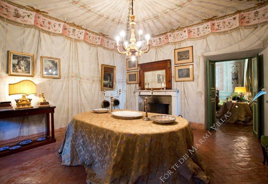 Villa Astri Vista Mare : Dining room