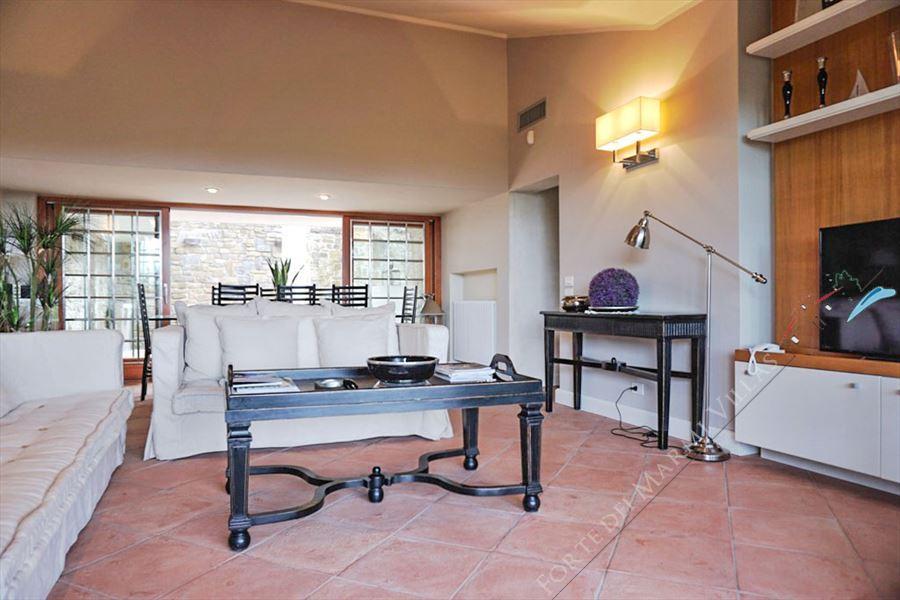 Villa Punta Ala : Dining room