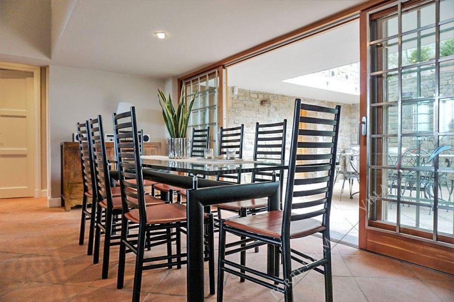 Villa Punta Ala : Sala da pranzo