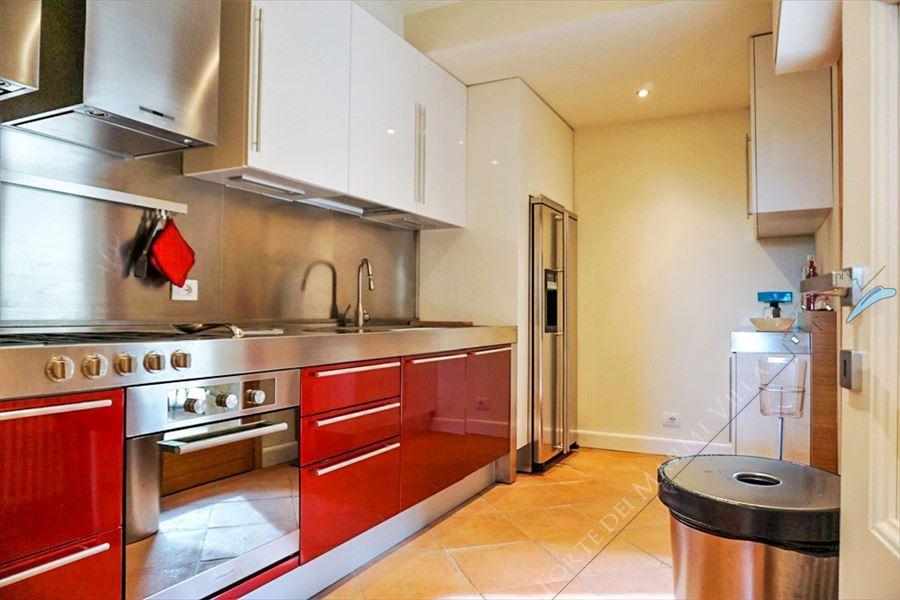 Villa Punta Ala : Cucina