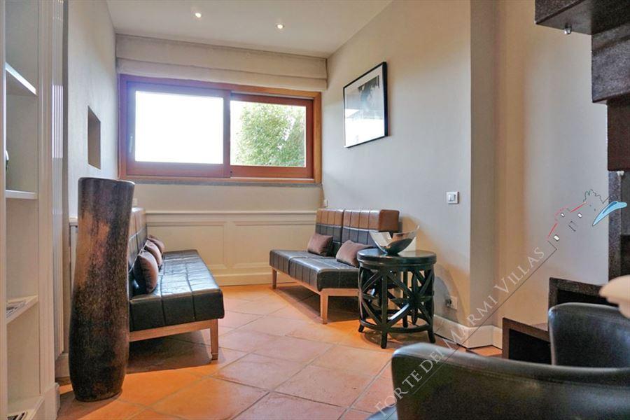 Villa Punta Ala : Lounge