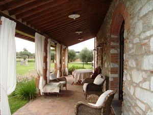 Villa Enrica : Vista esterna
