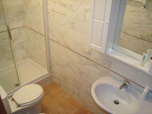Villa Enrica : Bagno con doccia