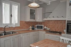 Villa Fiorita : Kitchen